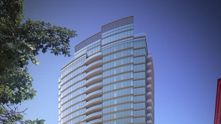 Downtown Durham S Tallest Building One City Center Opens