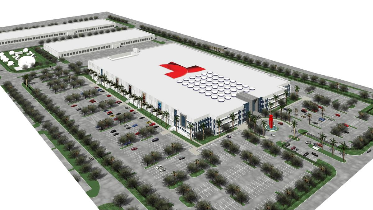 Telemundo Preps For New Hq South Florida Business Journal