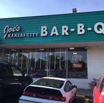 KC's barbecue restaurants: Joe's Kansas City Bar-B-Que