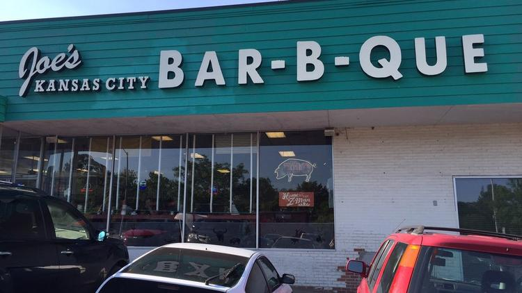 When It Changed Its Name From Oklahoma Joe S Bar B Que In 2017
