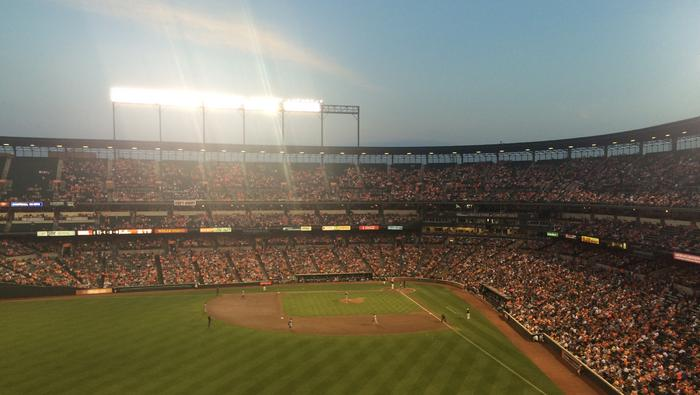Will the Orioles' free ticket offer for kids lure you away from Nationals games?