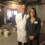 Opening in sight for D.C.'s first dedicated heart hospital (Video)