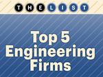 Top of the List: Engineering Firms