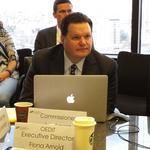 Tom Clark's replacement at the Metro Denver Economic Development Corp. named