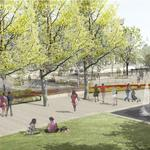 State funds clear way for work on new East Baltimore park