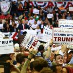 Working-class whites, Latinos could decide Trump's fate, future for GOP and its business wing