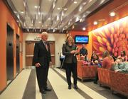 Alan Goldbloom, CEO of Children's Hospitals and Clinics, and Penny Wheeler, chief clinical officer of Allina Health