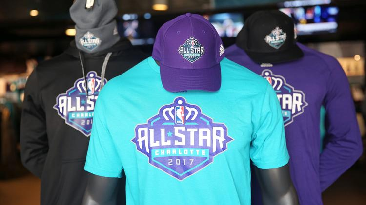 b56292f21e6 The Hornets Fan Shop has received its first shipment of 2017 NBA All-Star  merchandise