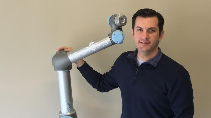 Nashville robot-for-hire company finds work with help from Mark Cuban