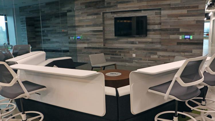 NAVEX Global Incorporated Plenty Of Meeting Spaces For Employee  Collaboration. Click Through The Gallery For