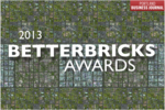 Meet the 2013 BetterBricks Awards honorees