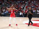 The Atlanta Hawks are in the music business too (SLIDESHOW)
