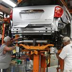 Production slowdown means job cuts at GM's Spring Hill plant