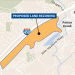 Hoover OKs land rezoning along I-459
