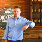 Three Questions with ... <strong>Dickey</strong>'s Barbecue Restaurants Inc. CEO <strong>Roland</strong> <strong>Dickey</strong> Jr.