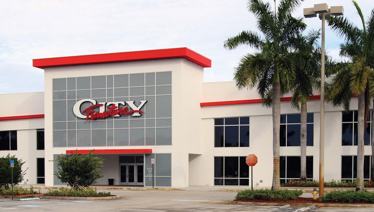 city furniture buys land near millenia mall from up development orlando business journal