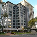 Panda Express owners buy Waikiki high-rise office tower