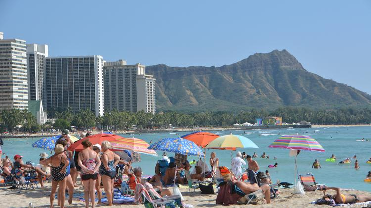 Year-to-date tourism figures beat forecast set by the