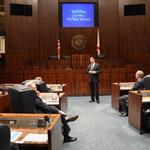​20 meetings in 24 hours: The 'new' Tampa Bay Partnership in Tallahassee