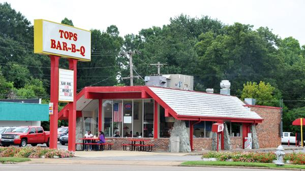 Tops Bar B Q Bought By Group Including Soul Fish S Tiger