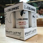 La Colombe releasing canned draft latte in March, more flavors coming