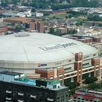 Dome board eyes stadium renovations, practice field lease