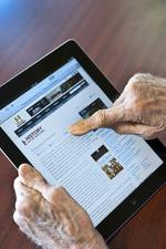 Tablet users more engaged with ads