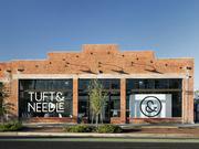 The Tuft & Needle showroom on Grand Avenue.
