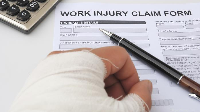 Use caution when checking workers' compensation claims