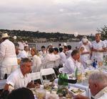 Patti Payne: Fine dining, with flash-mob logistics