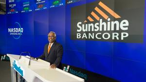 Here are the golden parachutes Sunshine Bank execs could get after the CenterState purchase