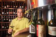Rajneesh Kathuria's clientele are up on good food and wine.