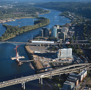 Zidell Company has ambitious plans for 30-plus waterfront acres, where the company plans to develop Zidell Yards, envisioned as a memorable, river-centered destination that will likely include a mix of public spaces, office, retail, restaurants and more residential.