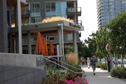 The South Waterfront has become a popular neighborhood for seniors, in part because of the Mirabella, operated by Pacific Retirement Services, and easy access to OHSU.