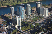 During the depth of the recession, South Waterfront Condominiums were being offered at steep discounts and vacancy rates soared. Today, prices are rising and more than 600 new apartment units are in some stage of development.