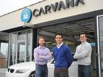With car vending machine open on I-35 in Austin, Carvana is reportedly looking to go public