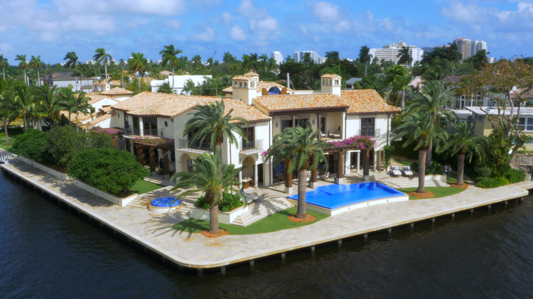 Most Expensive Home In Fort Lauderdale For Sale South Florida