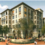 Exclusive: Irvine Company's Mission Town Center in Santa Clara is dead, for now