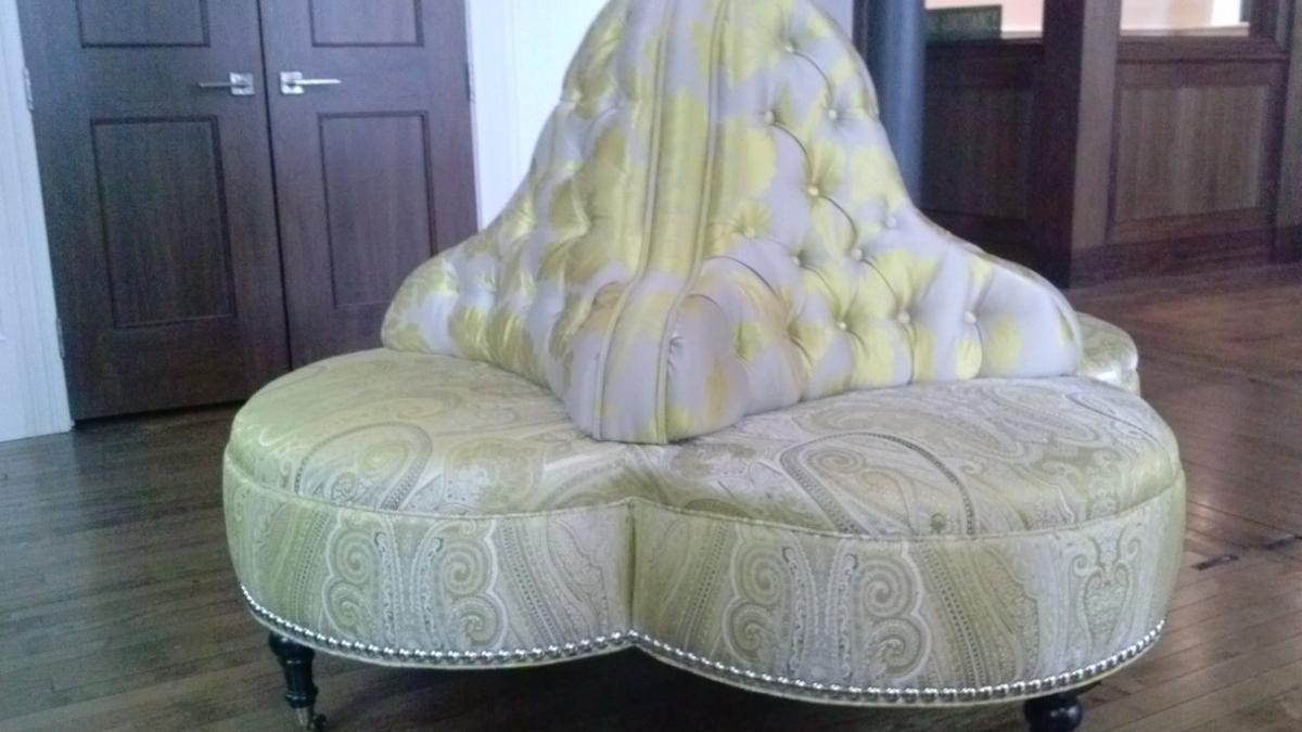 Entrepreneur David Farris Has Purchased An 82 Year Old Business Called Murphy S Upholstery Triad Journal