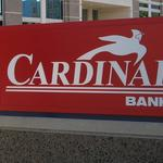 United Bank agrees to purchase Cardinal Bank for $912 million