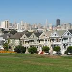 Which neighborhoods in San Francisco have the most financially secure residents?