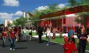 The University of Houston's new stadium