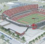 Deal of the Week: Credit union to fork over $15 million for UH stadium naming rights