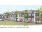 One Oakwood condo project approved, other rejected
