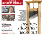 Cover story: Massachusetts insurers stick their necks out with Obamacare