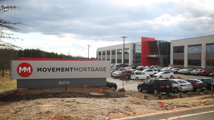 Movement Mortgage lays off 180 people nationwide - Charlotte