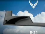 Air Force names next-generation bomber