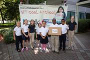 With the start of the school year next week for many local children, Belk Inc. is working with United Way of  Central Carolinas to make sure they all have new uniforms. The Charlotte-based retailer announced this week it has donated 3,300 uniforms to students in Mecklenburg, Cabarrus and Union counties.