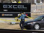 Excel Industries crime scene remains under investigation (Video)