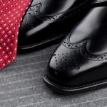 How to match shoes to men's suits